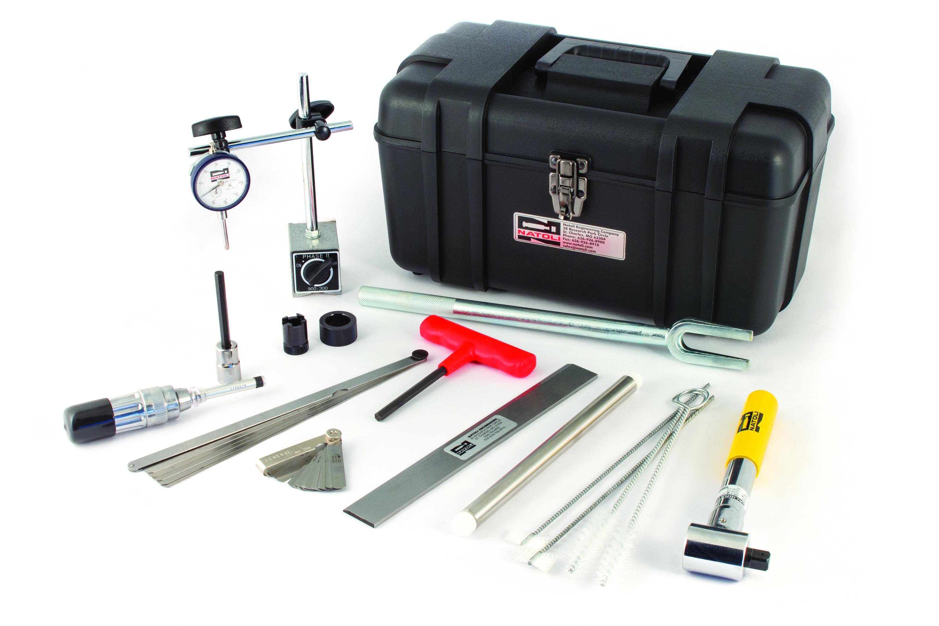 Press Set-Up Toolbox for Tablet Compression Presses