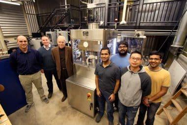 Natoli Engineering - Purdue NP-400 Press