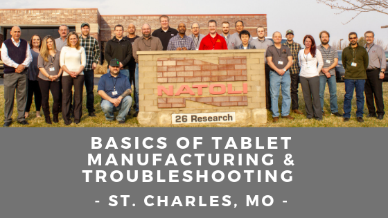 Basics of Tablet Manufacturing